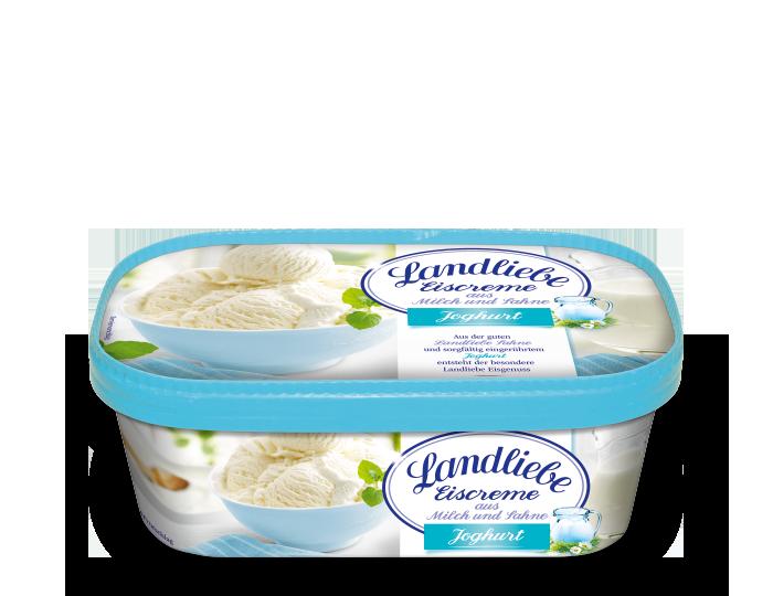 Landliebe Eiscreme Joghurt