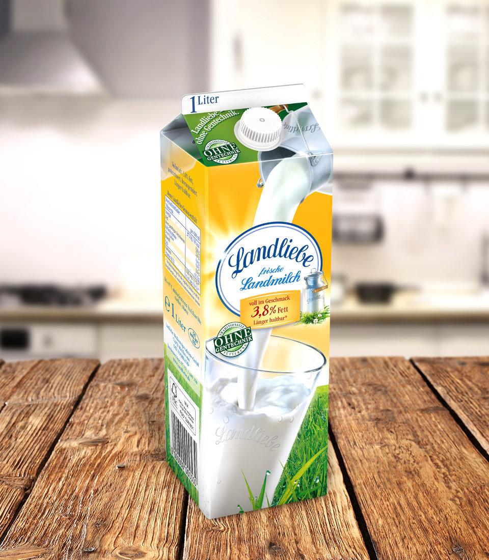 Landliebe Frische Landmilch