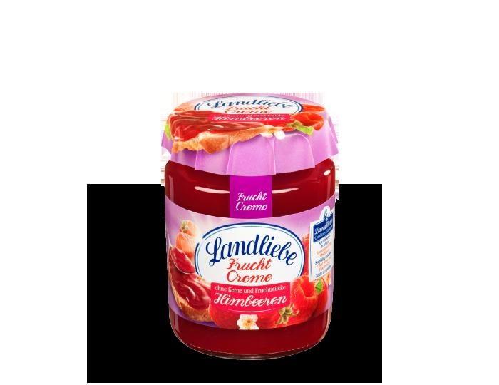 Landliebe Fruchtcreme Himbeeren