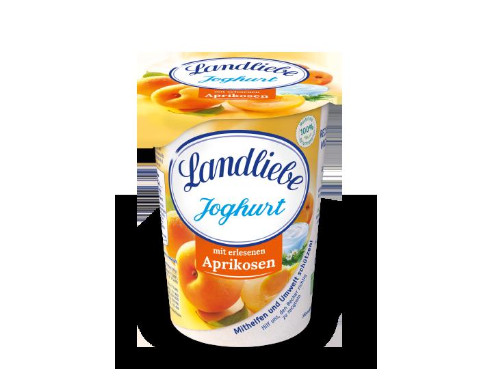 Landliebe Fruchtjoghurt Aprikose