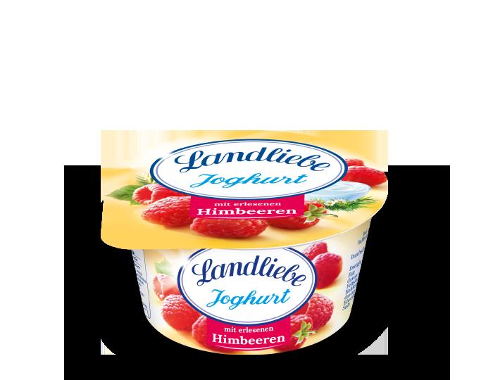 Landliebe Fruchtjoghurt Himbeere