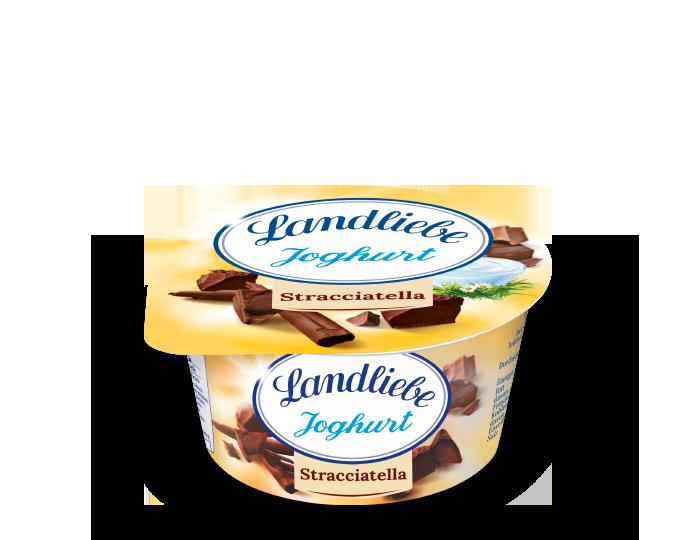 Landliebe Fruchtjoghurt Stracciatella