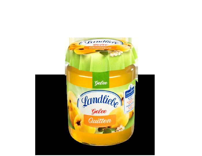 Landliebe Gelee Quitten