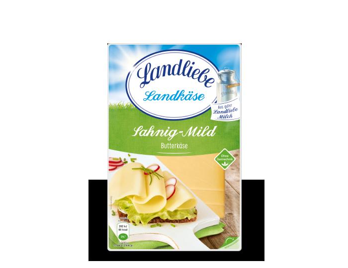 Landliebe Landkäse sahnig-mild