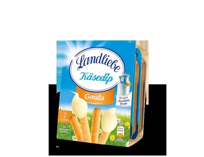 Landliebe Landliebe Käse Dip Gouda