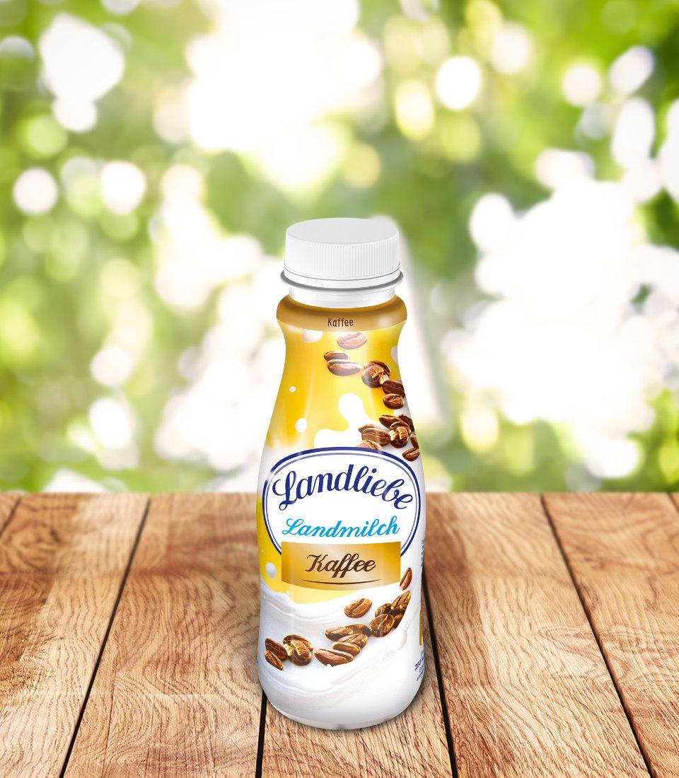 Landliebe Landmilch Kaffee