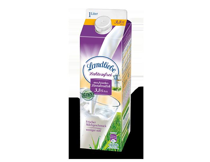 Landliebe Frische Landmilch Laktosefrei*