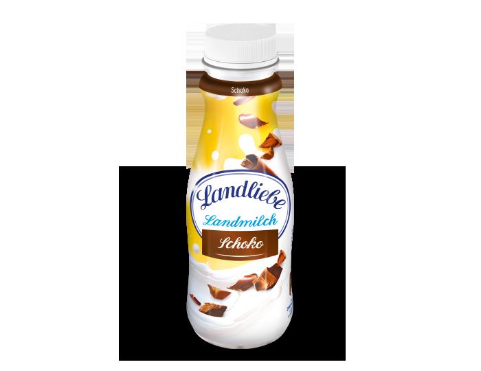 Landliebe Landmilch Schoko