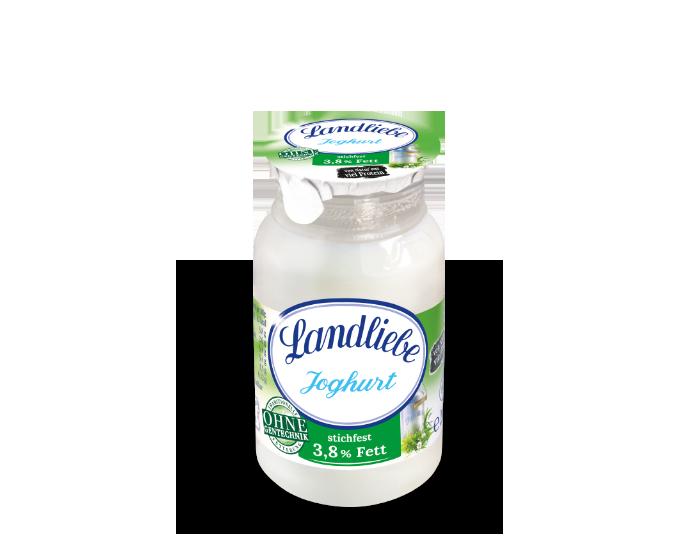 Landliebe Naturjoghurt stichfest