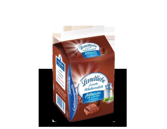 Landliebe Schulmilch Schoko