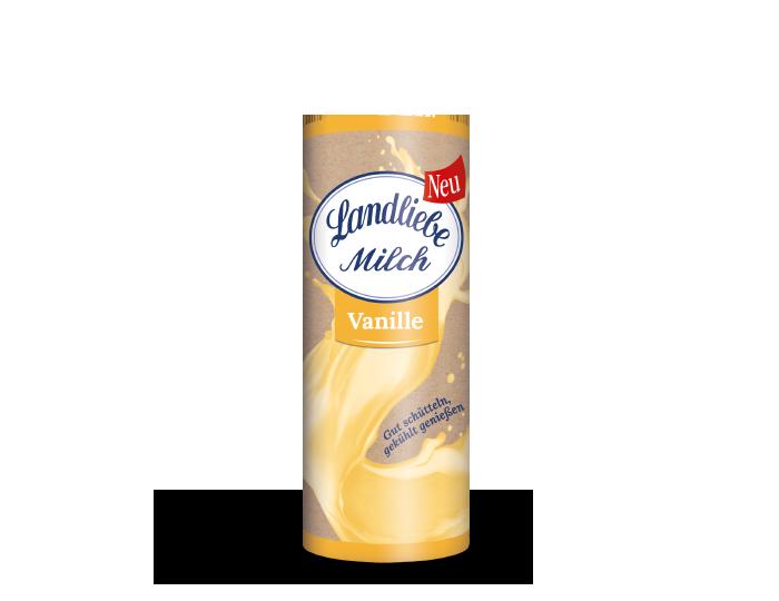 Landliebe Milch Vanille