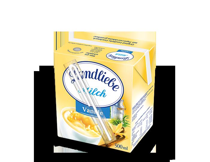 Landliebe Vanille Milch