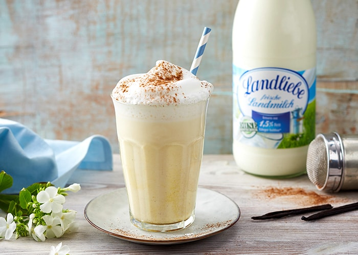 Vanille-Smoothie