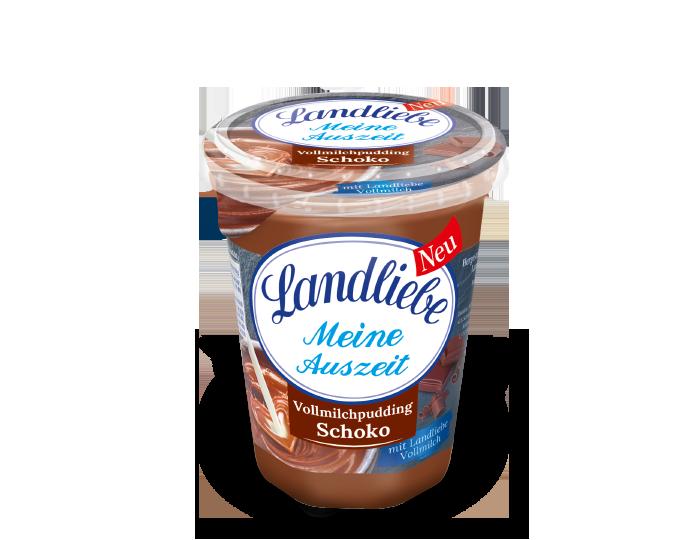 Landliebe Vollmilchpudding Schoko