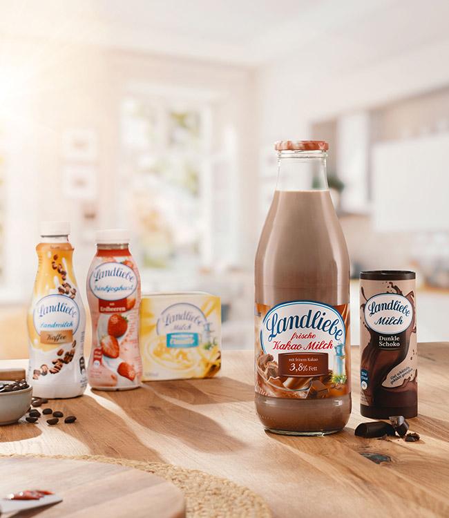 Landliebe Milchgetränke