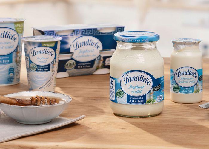 Landliebe Naturjoghurt