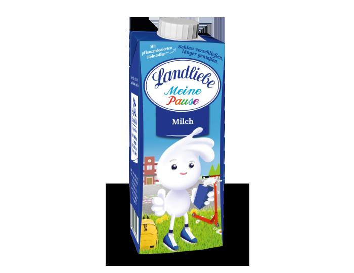 Landliebe Meine Pause Milch