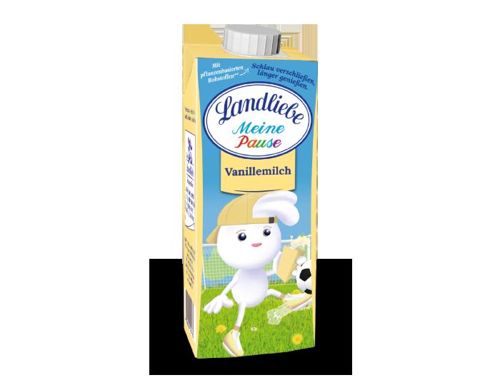 Landliebe Meine Pause Vanillemilch