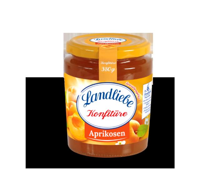 Landliebe Konfitüre Extra Aprikosen