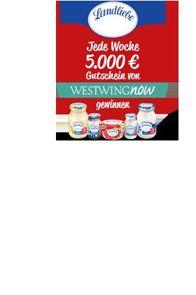 Jee Woche 5.000 € Gutschein von WestWingNow gewinnen!