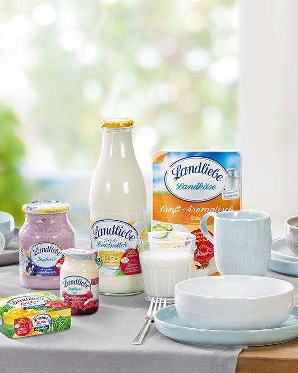 Frühstücken mit Landliebe