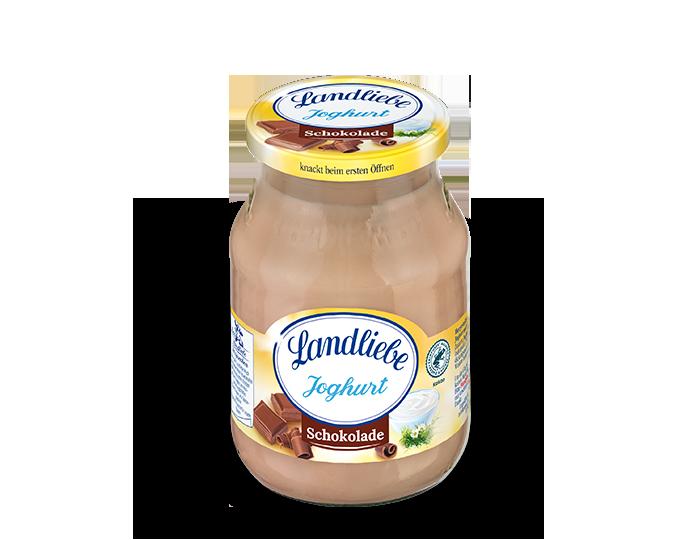 Landliebe Fruchtjoghurt Schokolade