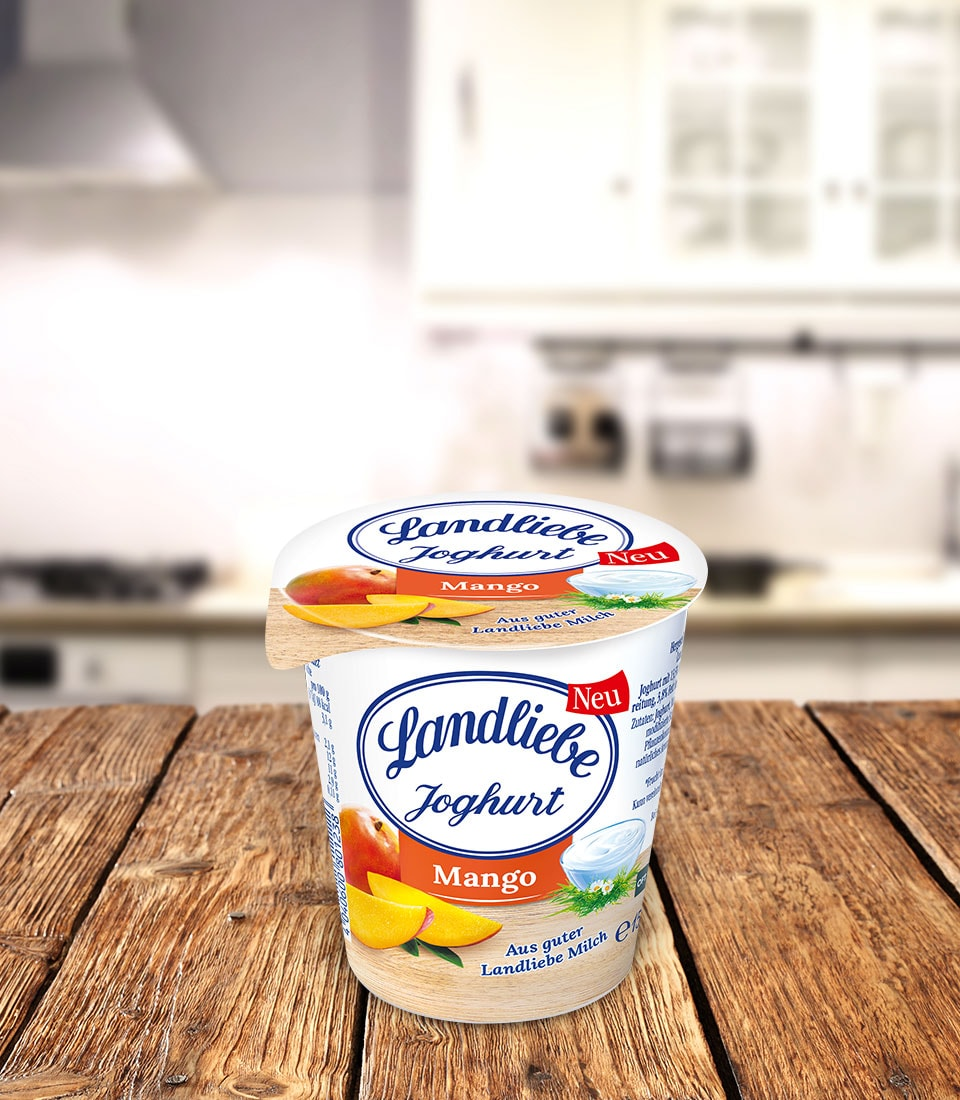 Landliebe Fruchtjoghurt Mango