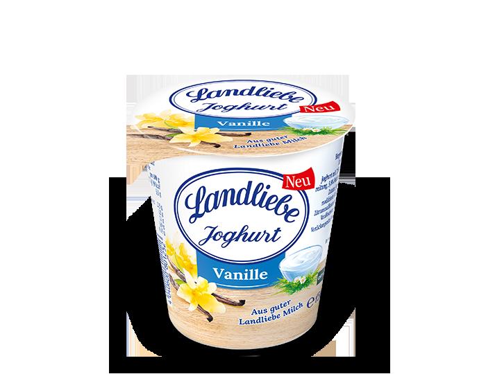 Landliebe Fruchtjoghurt Vanille